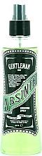Düfte, Parfümerie und Kosmetik Haarspray für Volumen mit Zitrusduft - Gentleman Absinth Grooming Spray