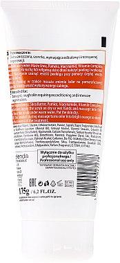 Handpeeling mit Sheabutter und Vitaminen - Bielenda Professional Multivitamin Hand Scrub — Bild N2