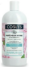 Düfte, Parfümerie und Kosmetik Gel für die Intimhygiene mit Rosenwasser - Coslys Intime Gel