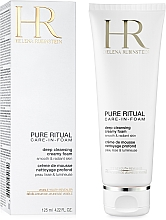 Düfte, Parfümerie und Kosmetik Cremiger Schaum zur Tiefreinigung - Helena Rubinstein Pure Ritual Deep Cleansing Creamy Foam
