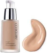 Düfte, Parfümerie und Kosmetik Cremige Foundation - Artdeco High Definition Foundation