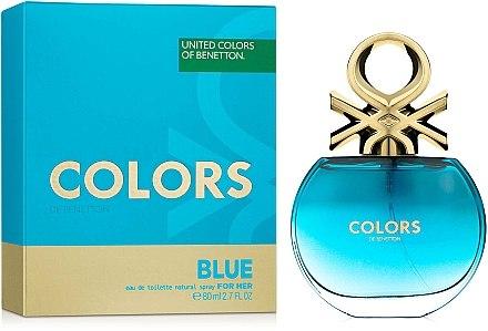 Benetton Colors de Benetton Blue - Eau de Toilette — Bild N1
