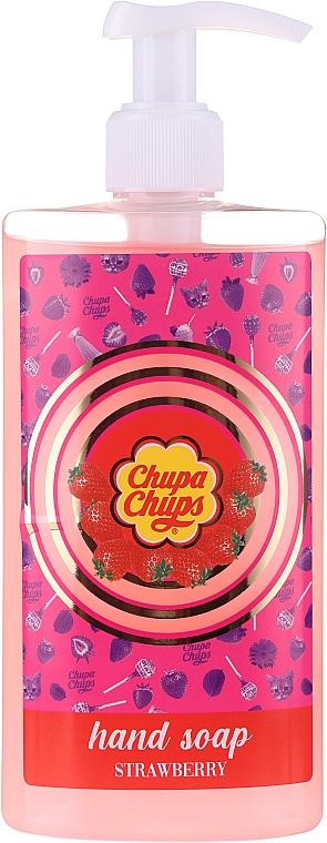 Flüssige Handseife Erdbeere - Bi-es Chupa Chups Strawberry Hand Soap