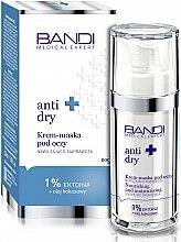 Düfte, Parfümerie und Kosmetik Feuchtigkeitsspendende Crememaske für die Augenpartie - Bandi Medical Expert Anti Dry Eye Cream Mask