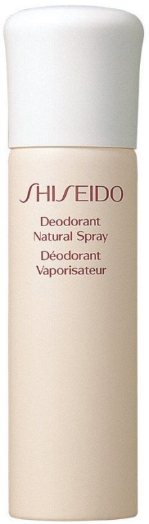 Deospray - Shiseido Deodorant Natural Spray