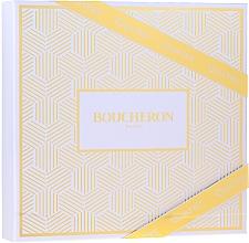 Düfte, Parfümerie und Kosmetik Boucheron Quatre Boucheron Pour Femme - Duftset (Eau de Parfum 50ml + Körperlotion 50ml+ Duschgel 50ml)