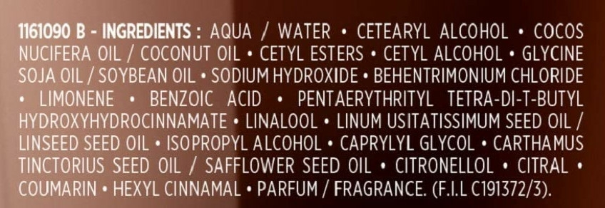 Haarcreme - L'Oreal Paris Botanicals Azafran Infusion Nutrition Treatment — Bild N4
