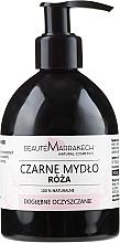Düfte, Parfümerie und Kosmetik Flüssigseife Rose - Beaute Marrakech Rose Black Liquid Soap