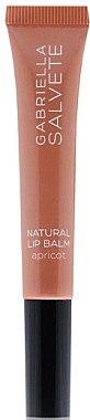 Lippenbalsam für glänzende, weiche und natürlich aussehende Lippen - Gabriella Salvete Natural Lip Balm — Bild N1