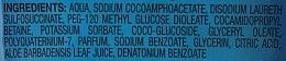 Shampoo und Conditioner mit Himbeere - Disney Frozen Shampoo & Conditioner — Bild N2