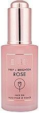 Düfte, Parfümerie und Kosmetik Rosenöl für das Gesicht - Milani Prep + Brighten Rose Face Oil
