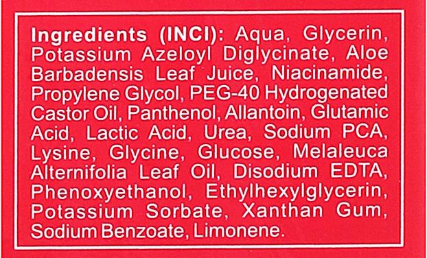 Talgregulierendes Gesichtsserum mit Niacinamid und Azeloglycin - Ava Laboratorium Quintessence Of Beauty Stop Sebum Serum — Bild N4