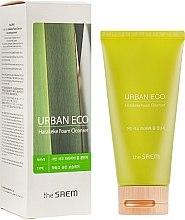 Düfte, Parfümerie und Kosmetik Feuchtigkeitsspendender Gesichtsreinigungsschaum mit neuseeländischem Flachs - The Saem Urban Eco Harakeke Foam Cleanser