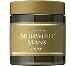 Düfte, Parfümerie und Kosmetik Beruhigende und kühlende Gesichtsmaske mit Beifuß-Extrakt - I'm From Mugwort Mask