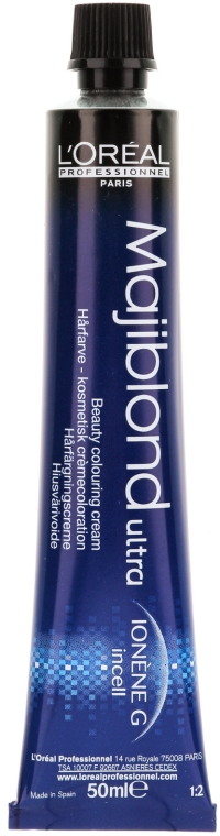 Haarfarbe - L'Oreal Professionnel Majiblond Ultra — Bild N2
