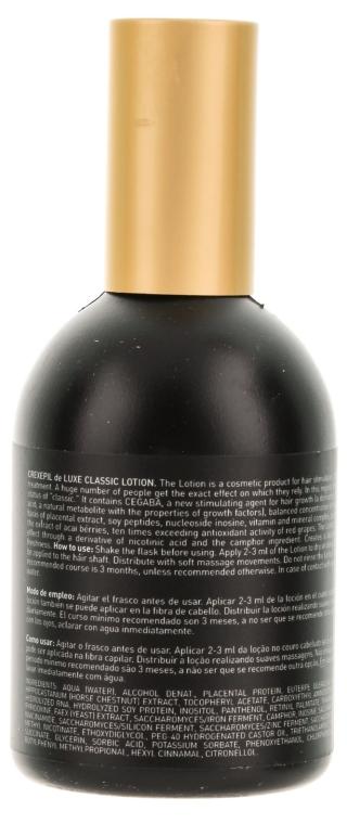 Lotion gegen Haarausfall und zum Wachstum №3.4.2 - Simone Crexepil DeLuxe Classic Lotion — Bild N2