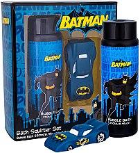 Düfte, Parfümerie und Kosmetik DC Comics Batman - Körperpflegeset (Badeschaum 250ml + Spielzeug)