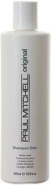 Sanftes Shampoo für normales bis leicht trockenes Haar - Paul Mitchell Original Shampoo One — Bild N3