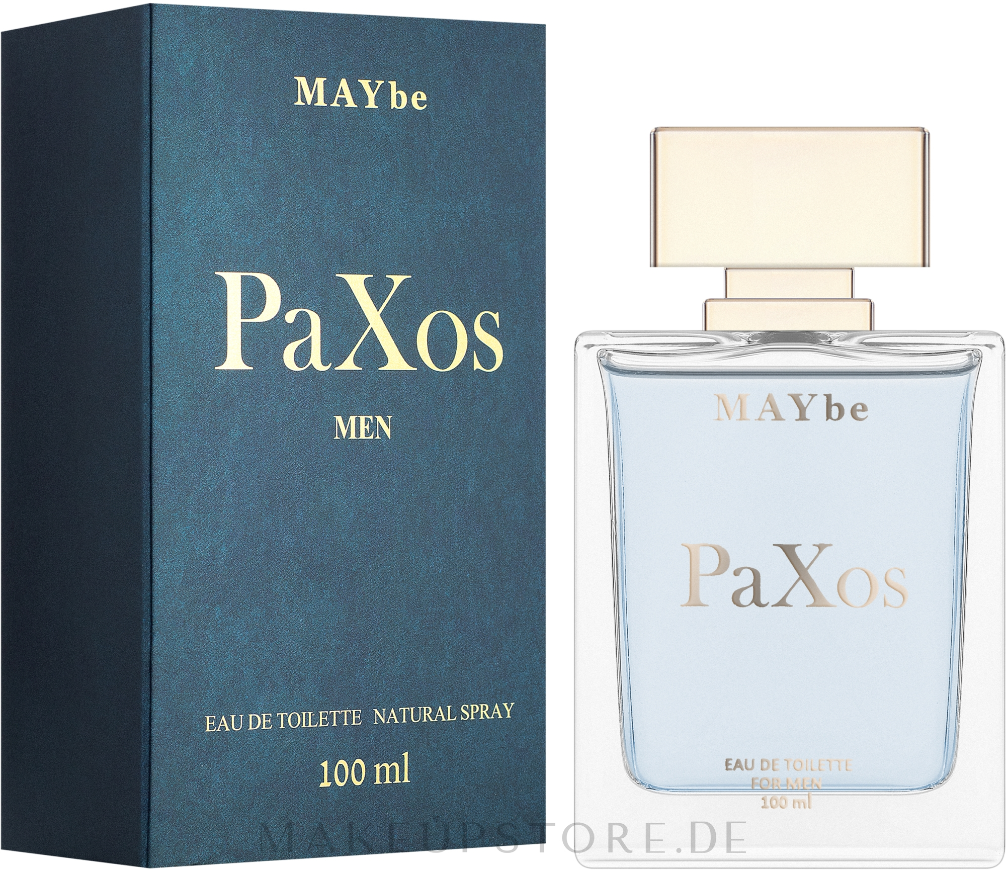 Christopher Dark MAYbe PaXos Men - Eau de Toilette — Bild 100 ml
