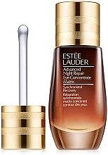 Düfte, Parfümerie und Kosmetik Anti-Stress Reinigungskonzentrat für empfindliche Augenpartie vor dem Schlafen - Estee Lauder Advanced Night Repair Eye Concentrate Matrix