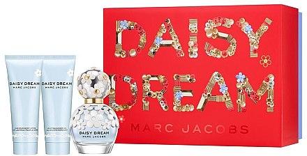 Marc Jacobs Daisy Dream - Duftset (Eau de Toilette/50ml + Duschgel/75ml + Körperlotion/75ml) — Bild N1