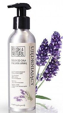 Straffendes Körperöl mit Algen und Arnika - Fresh & Natural — Bild N1