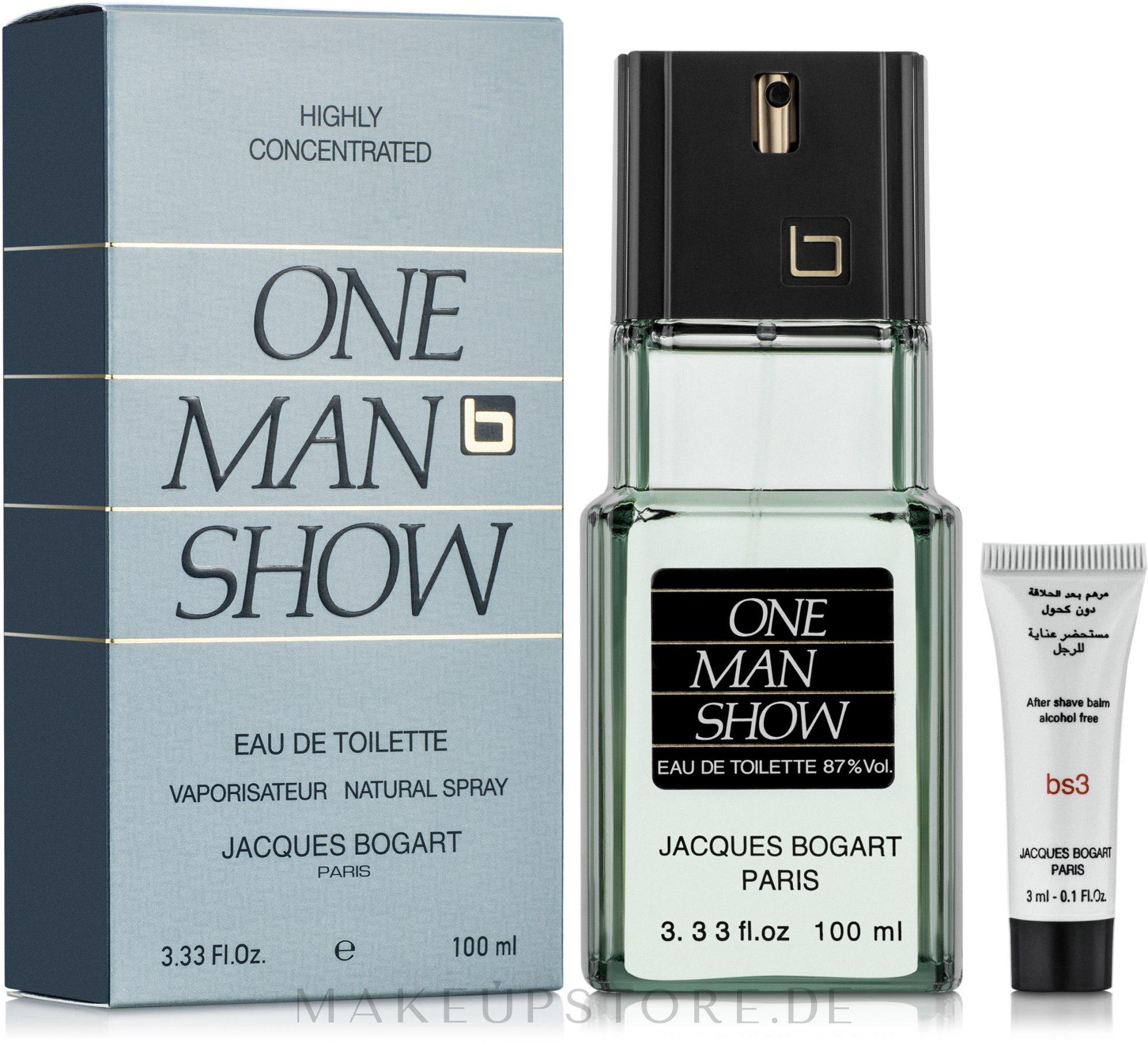 Bogart One Man Show - Eau de Toilette  — Bild 100 ml