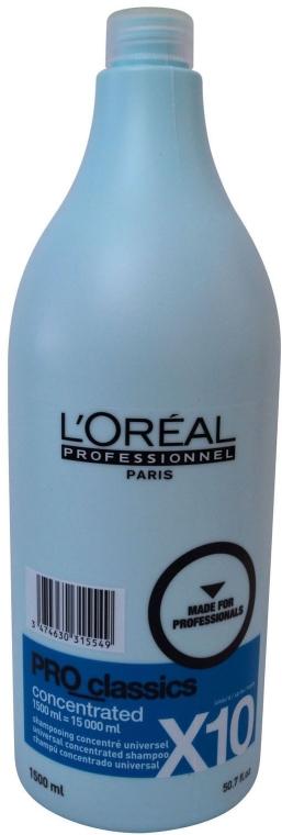 Konzentriertes Shampoo - L'Oreal Professionnel Pro Classics Shampoo Concentrated — Bild N1