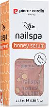 Düfte, Parfümerie und Kosmetik Pflegendes Nagelserum mit Honig - Pierre Cardin Nail Spa Honey