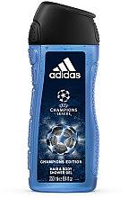 Düfte, Parfümerie und Kosmetik Duschgel - Adidas UEFA Champions League Champions Edition