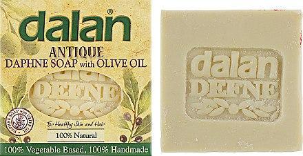 Naturseife mit Olivenöl - Dalan Antique Daphne soap with Olive Oil 100% — Bild N1