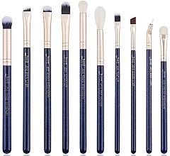 Düfte, Parfümerie und Kosmetik Make-up Pinselset T482 10 St. - Jessup