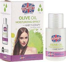 Düfte, Parfümerie und Kosmetik Feuchtigkeitsspendendes Haaröl mit Olive - Ronney Olive Oil Moisturizing Hair Therapy