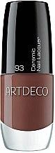 Düfte, Parfümerie und Kosmetik Nagellack - Artdeco Ceramic Nail Lacquer
