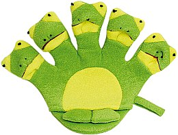 Düfte, Parfümerie und Kosmetik Kinderbadeschwamm - Titania Frog