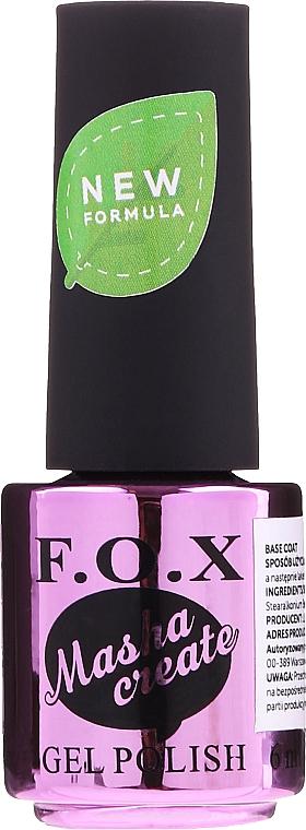 Gelnägel Unterlack - F.O.X Masha Create Color Base