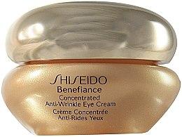 Regenerierende Anti-Aging Augencreme - Shiseido Benefiance Concentrated Anti-Wrinkle Eye Cream — Bild N1