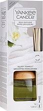 Düfte, Parfümerie und Kosmetik Raumerfrischer Fluffy Towels - Yankee Candle Fluffy Towels Reed Diffuser