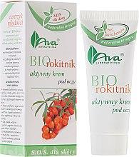 Düfte, Parfümerie und Kosmetik Augenkonturcreme mit Sanddorn - Ava Laboratorium BIO Seabuckthorn Cream