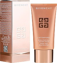 Düfte, Parfümerie und Kosmetik Erfrischende Gesichtsmaske mit Metallic-Effekt - Givenchy L'intemporel Global Youth Beautifying Mask