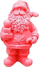 Düfte, Parfümerie und Kosmetik Handgemachte Naturseife St. Weihnachtsmann mit Geschenken mit Kirschduft - LaQ Happy Soaps Natural Soap