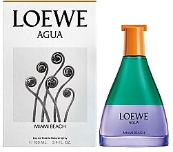 Düfte, Parfümerie und Kosmetik Loewe Agua Miami Beach - Eau de Toilette