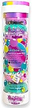 Düfte, Parfümerie und Kosmetik Badebomben Rainbow Tea - Bubble T Bath Macaroon Bath Fizzer Rainbow Tea