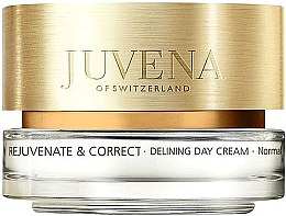 Düfte, Parfümerie und Kosmetik Straffende Anti-Falten Tagescreme für normale und trockene Haut - Juvena Skin Rejuvenate and Correct Delining Day Cream