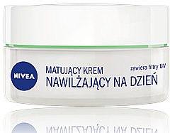 Tägliche mattierende Creme für fettige und Mischhaut - Nivea Aqua Effect — Bild N2