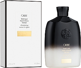 Düfte, Parfümerie und Kosmetik Shampoo - Oribe Gold Lust Repair & Restore Shampoo
