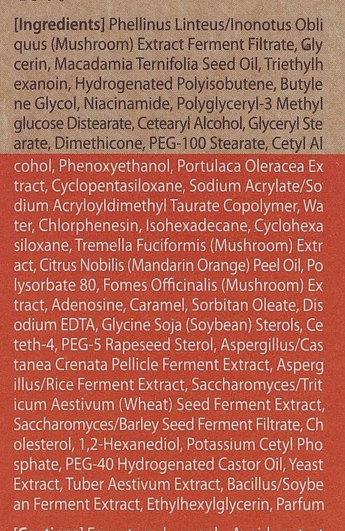 Anti-Falten Gesichtsemulsion mit fermentiertem Chaga-Extrakt - The Saem Chaga Anti-wrinkle Emulsion — Bild N4