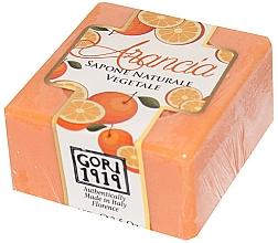Düfte, Parfümerie und Kosmetik Seife Orange - Gori 1919 Orange Natural Vegetable Soap