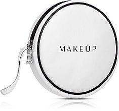 Düfte, Parfümerie und Kosmetik Kosmetiktasche weiß 16x4 cm - MakeUp