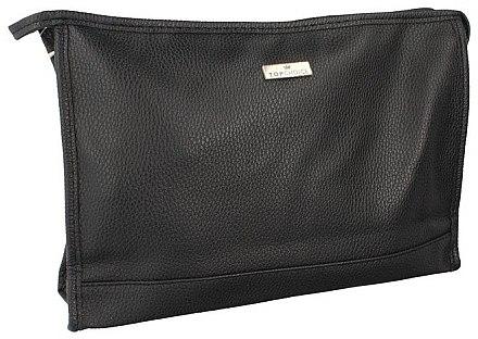Kosmetiktasche für Männer Eco Premium schwarz 97836 - Top Choice — Bild N1